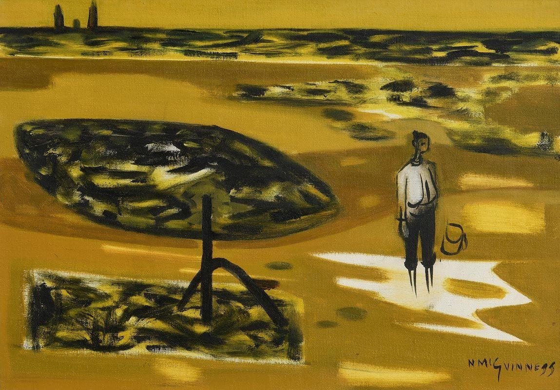 Norah McGuinness, A Golden Evening at Morgan O'Driscoll Art Auctions