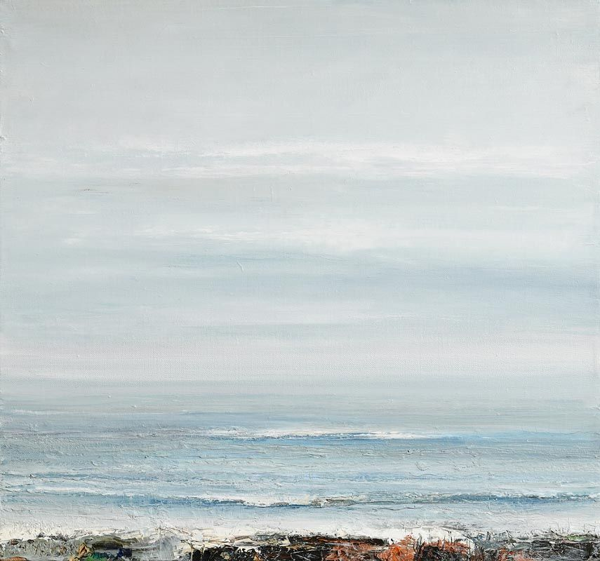 Ian Humphreys, Soft Wind Sea (2004) at Morgan O'Driscoll Art Auctions